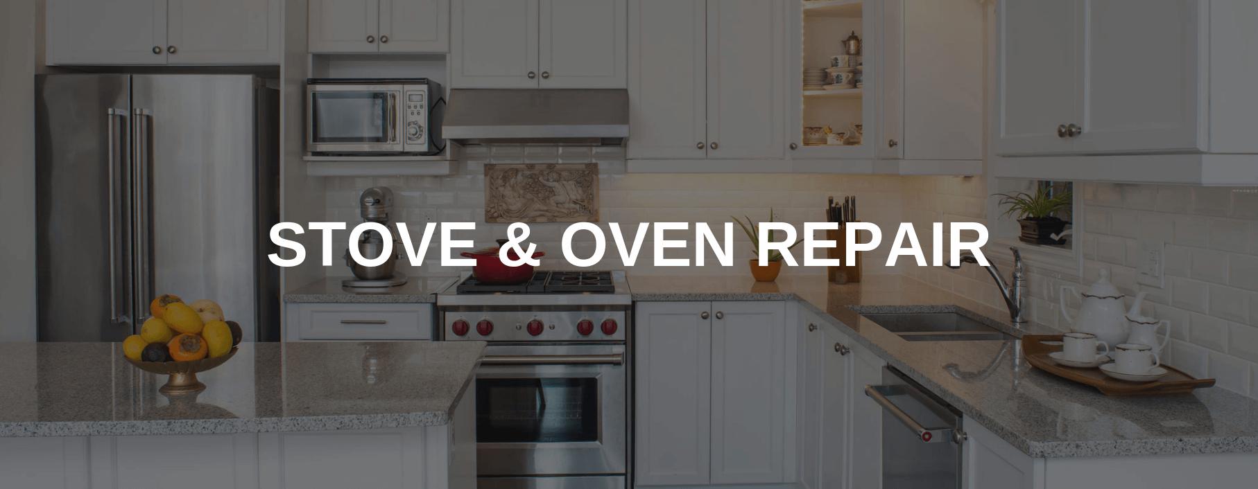 stove repair akron